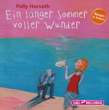Cover der CD Ein langer Sommer voller Wunder (Illustration: Claudia Weikert)